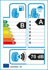 etiquettage pneu explication